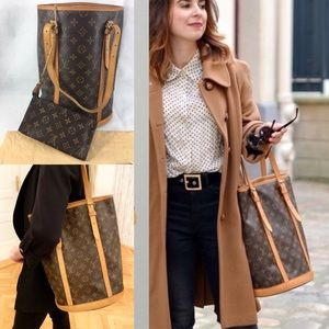 🌟BEAUTIFUL🌟TOTE WITH ZIPPER POUCH LOUIS VUITTON